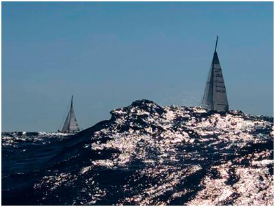 Яхтинг. Средиземное море. 8 августа 2019